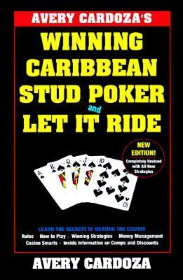 Avery Cardoza's Caribbean Stud Poker and Let It Ride   1998 edition cover