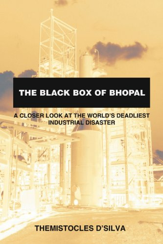 Black Box of Bhopal A Closer Look at the World's Deadliest Industrial Disaster  2006 edition cover