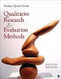 Qualitative Research and Evaluation Methods Integrating Theory and Practice 4th 2015 9781412972123 Front Cover