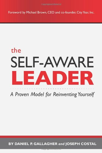Self-Aware Leader   2012 9781562868123 Front Cover