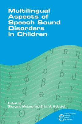 Multilingual Aspects of Speech Sound Disorders in Children   2011 edition cover