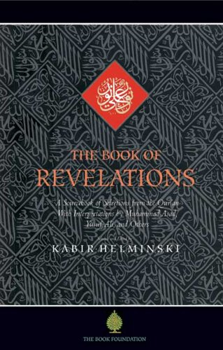 Book of Revelations A Sourcebook of Themes from the Holy Qur'an  2005 edition cover