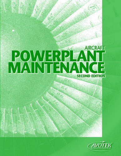 Aircraft Powerplant Maintenance  2nd edition cover