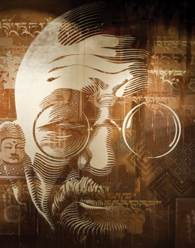 Cryptik: Eastern Philosophy  2012 edition cover