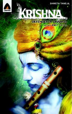 Krishna - Defender of Dharma  N/A edition cover