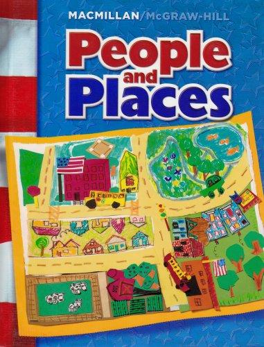Macmillan/McGraw-Hill Social Studies, Grade 1, Pupil Edition   2005 edition cover