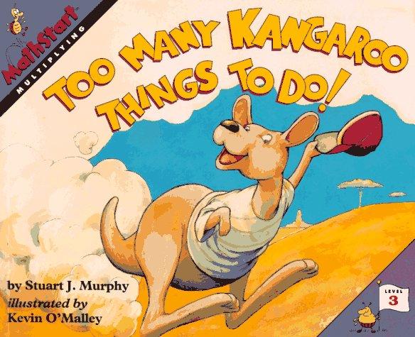 Too Many Kangaroo Things to Do!   2016 edition cover