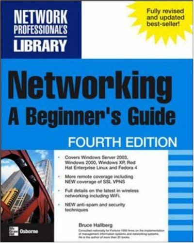 Networking  4th 2006 (Revised) 9780072262124 Front Cover