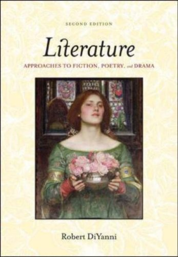 Literature Approaches to Fiction, Poetry, and Drama 2nd 2008 (Revised) edition cover