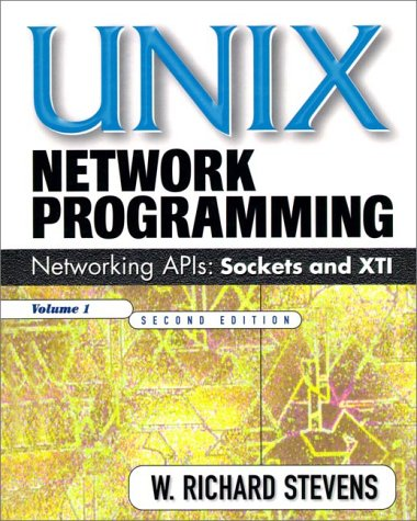 Networking APIs Sockets and XT1 2nd 1998 edition cover