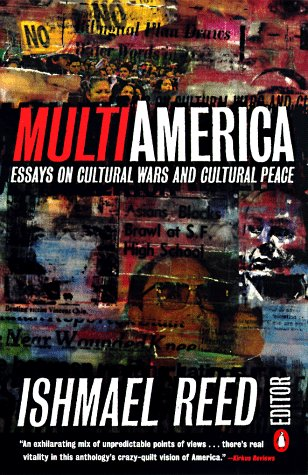 Multi-America Essays on Cultural Wars and Cultural Peace  1997 edition cover