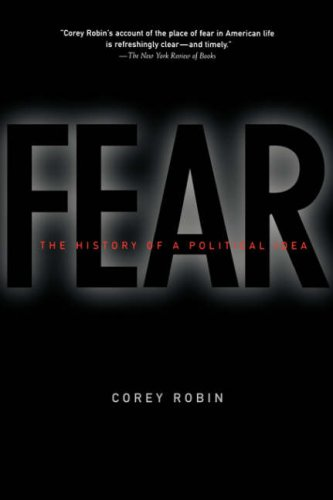 Fear The History of a Political Idea  2006 edition cover
