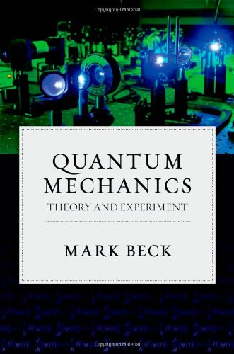 Quantum Mechanics Theory and Experiment  2012 edition cover