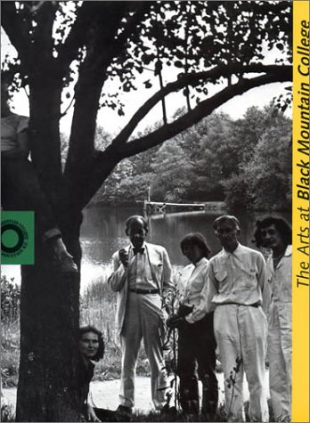 Arts at Black Mountain College   2002 (Reprint) edition cover