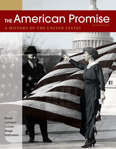 American Promise A History of the United States 5th 2012 edition cover