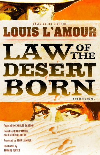 Law of the Desert Born  N/A edition cover