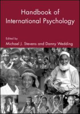 Handbook of International Psychology   2004 edition cover