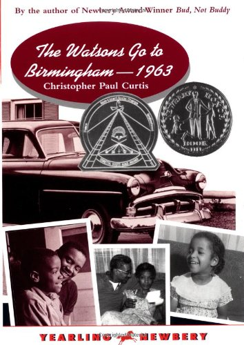 Watsons Go to Birmingham 1963   1995 edition cover