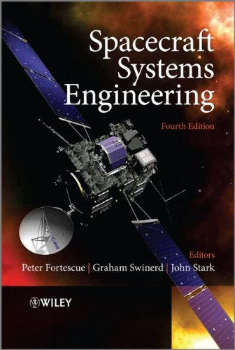 Spacecraft Systems Engineering  4th 2011 edition cover