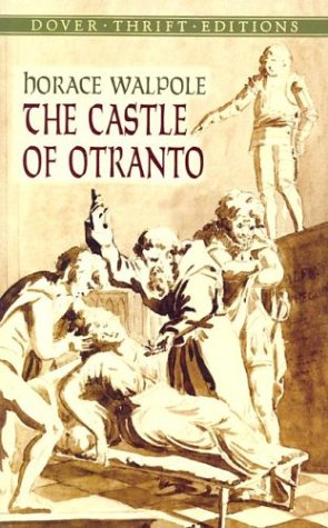 Castle of Otranto   2004 9780486434124 Front Cover