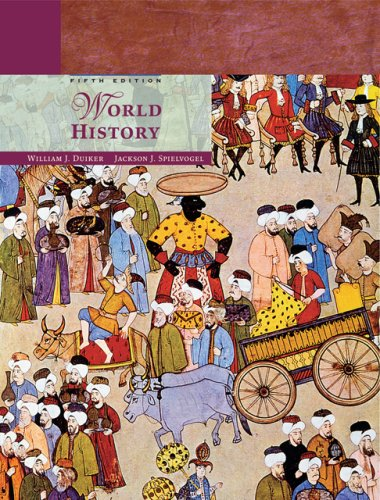 World History  5th 2007 edition cover