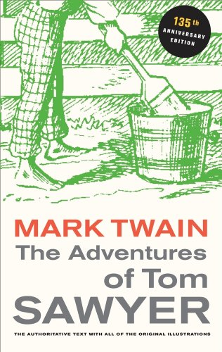 Adventures of Tom Sawyer  3rd 2010 (Anniversary) edition cover