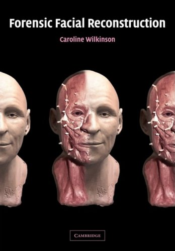 Forensic Facial Reconstruction   2008 edition cover