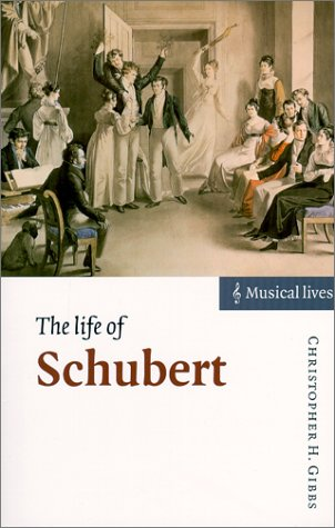 Life of Schubert   2000 edition cover