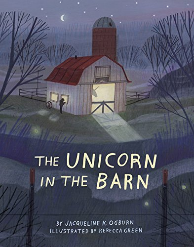 Unicorn in the Barn   2017 9780544761124 Front Cover