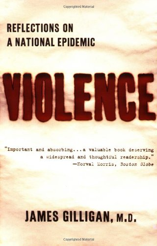 Violence Reflections on a National Epidemic N/A edition cover