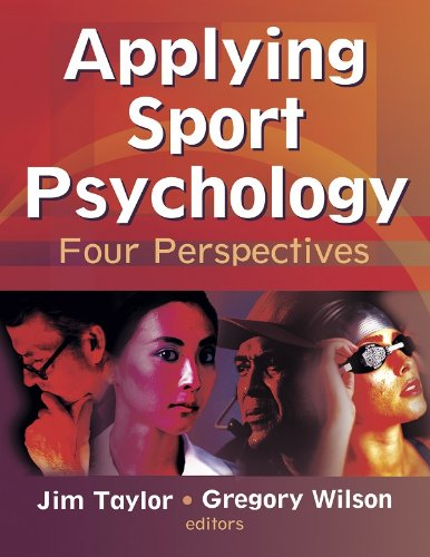 Applying Sport Psychology Four Perspectives  2005 edition cover