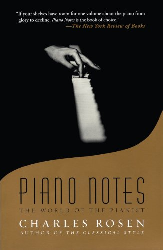 Piano Notes The World of the Pianist  2002 edition cover