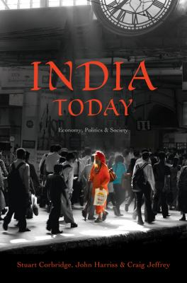 India Today Economy, Politics and Society 2nd 2012 edition cover