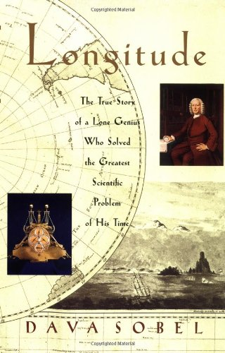 Longitude The True Story of a Lone Genius Who Solved the Greatest Scientific Problem of His Time  1995 edition cover