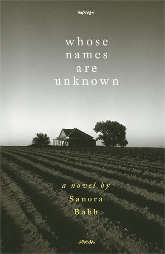 Whose Names Are Unknown A Novel  2006 edition cover