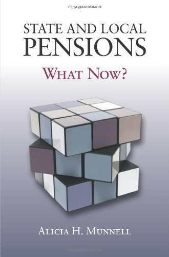 State and Local Pensions What Now?  2012 edition cover