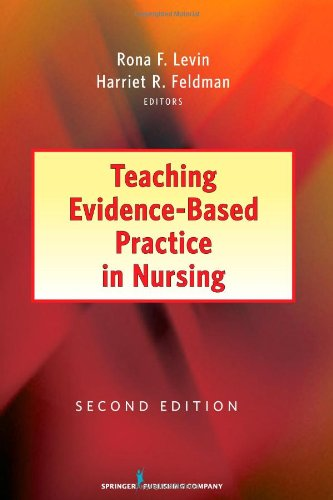 Teaching Evidence-Based Practice in Nursing  2nd 2012 edition cover