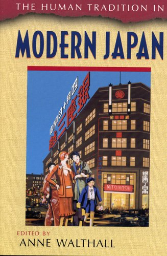 Human Tradition in Modern Japan   2002 edition cover