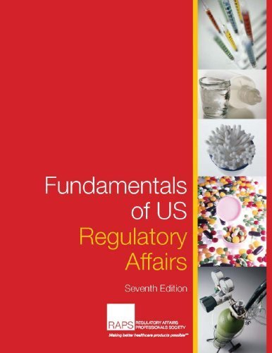 FUNDAMENTALS OF US REGULATORY  N/A 9780982932124 Front Cover