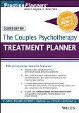 Couples Psychotherapy Treatment Planner, with DSM-5 Updates  2nd 2015 9781119063124 Front Cover