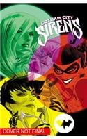 Gotham City Sirens   2015 9781401254124 Front Cover