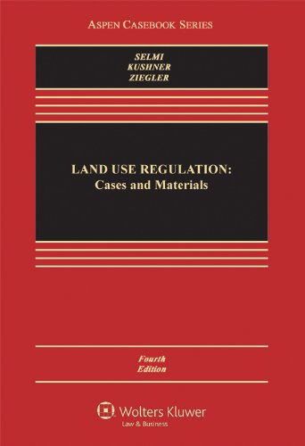 Land Use Regulation: Cases and Materials  2012 edition cover