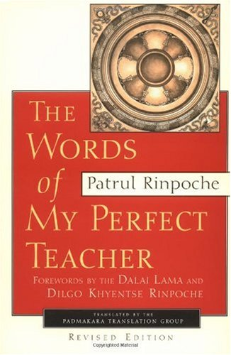 Words of My Perfect Teacher  2nd 1998 (Revised) edition cover