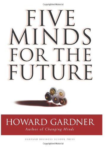 Five Minds for the Future   2007 edition cover