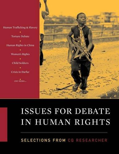 Issues for Debate in Human Rights   2010 (Revised) edition cover
