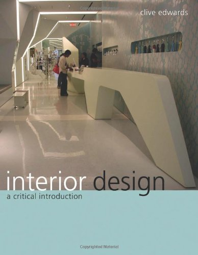 Interior Design A Critical Introduction  2010 edition cover