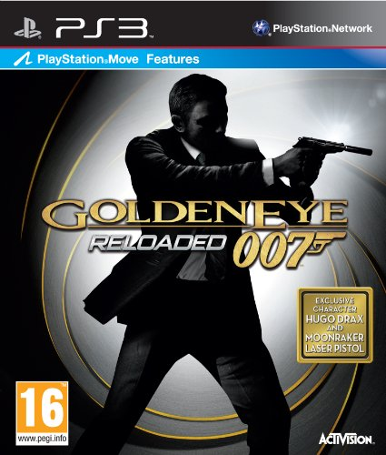 Goldeneye Reloaded (PS3) PlayStation 3 artwork