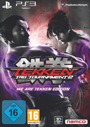 Tekken Tag Tournament 2 - We are Tekken Edition PlayStation 3 artwork