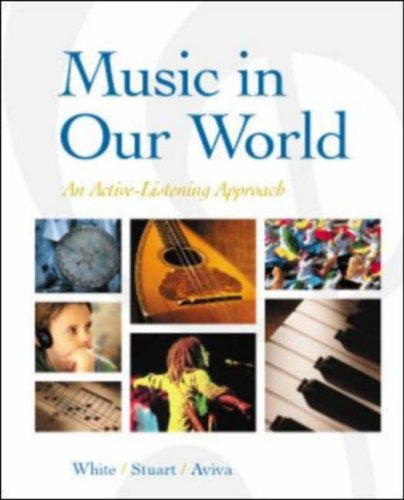 Music in Our World An Active-Listening Approach  2001 edition cover