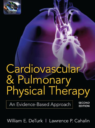 Cardiovascular and Pulmonary Physical Therapy An Evidence-Based Approach 2nd 2011 edition cover
